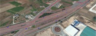 simulacion de trafico AP9
