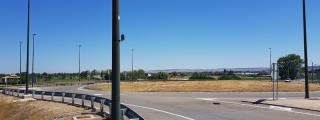 Estudio de trafico en Zaragoza