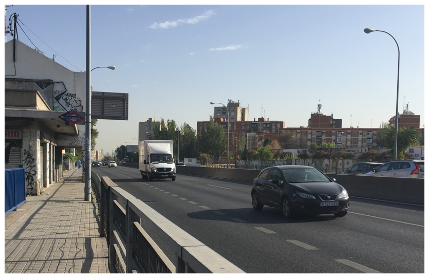 Paseo de Extremadura 2016