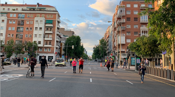 Madrid Vacio