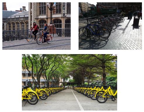 Ciudades y bicicleta