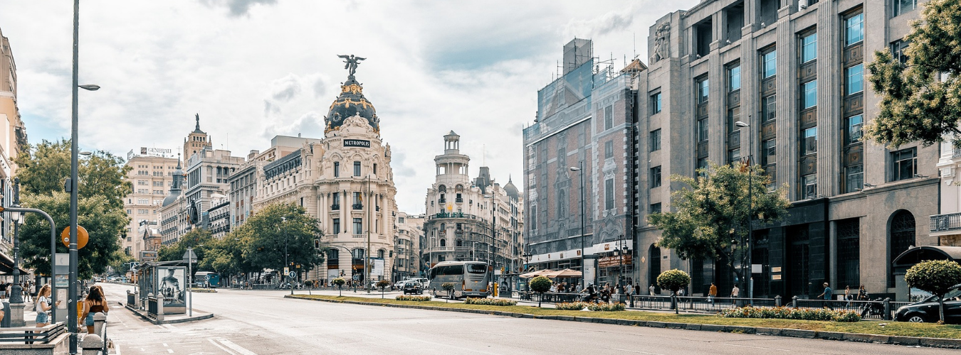 Trabajo Madrid